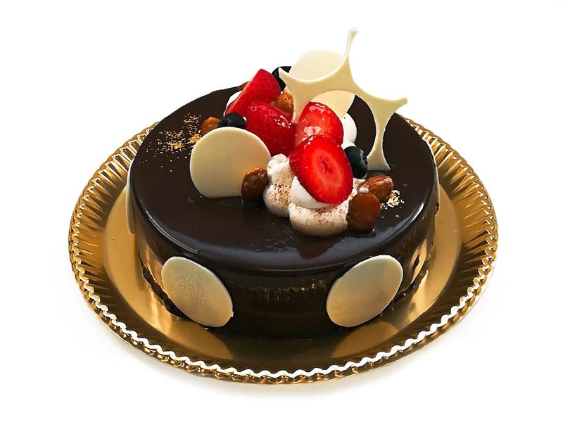 11月のバースデーケーキ