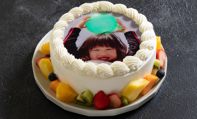 アートデコケーキ