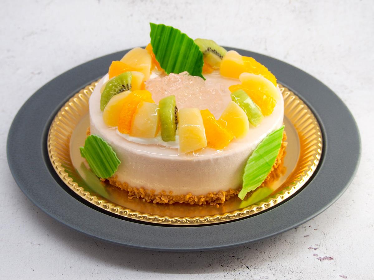 7-8月のバースデーケーキ