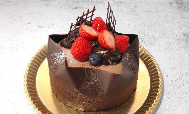 11-12月のバースデーケーキ